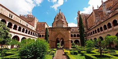 Qué ver en Guadalupe, monasterio y virgen de Guadalupe