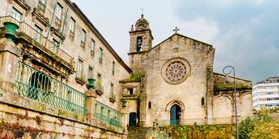 Dónde dormir en Pontevedra