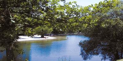 Playa Fuvial de A Freixa