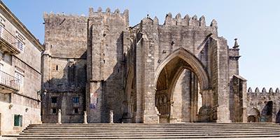 catedral santa maria tui