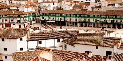 plaza toros chinchon