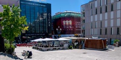 Plaza Vazquez de Mella