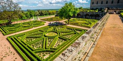 Jardines de San Lorenzo de El Escorial