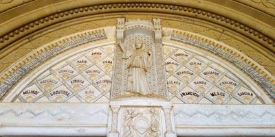 Portico de la Basilica
