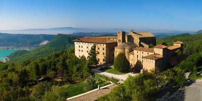 Románico en Navarra: Monasterio de Leyre