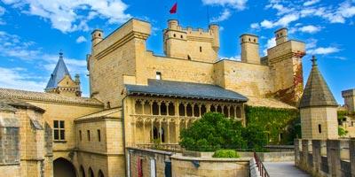 Castillo Nuevo de Olite