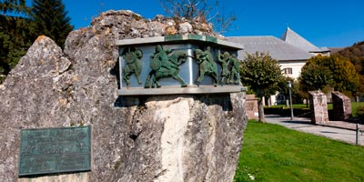Monumento a la Batalla de Roncesvalles