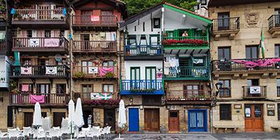 Dónde dormir en Pasajes de San Juan