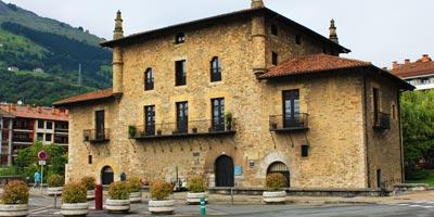 Casa-torre de Emparán en Azpeitia