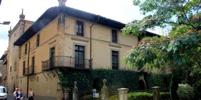 Palacio de Lazarraga en Oñati
