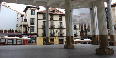 Plaza del Mercado de Ordizia