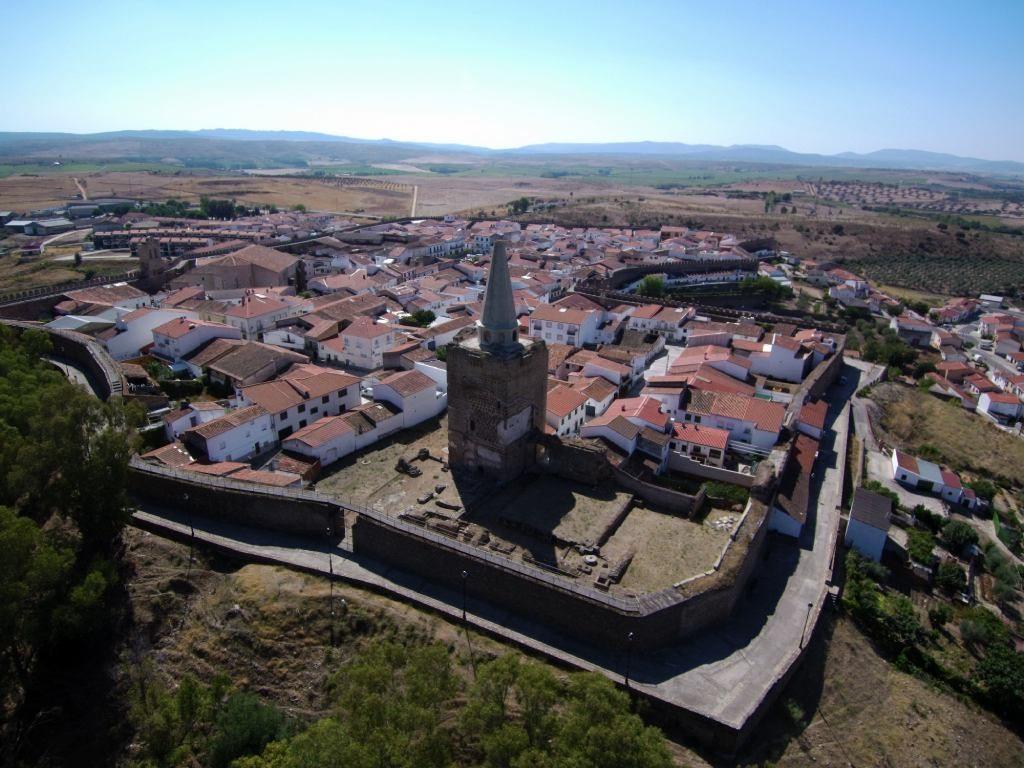 Galisteo pueblos medievales más bonitos de España