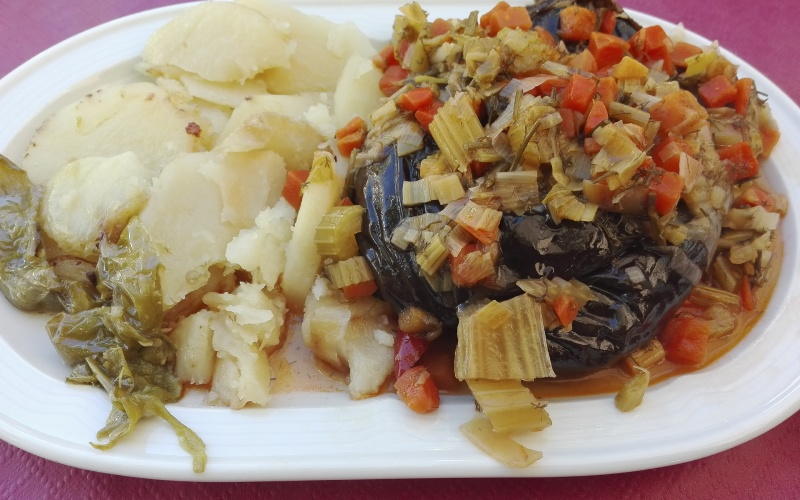 No hay nada mejor para reponer fuerzas que la cocina de la Alpujarra
