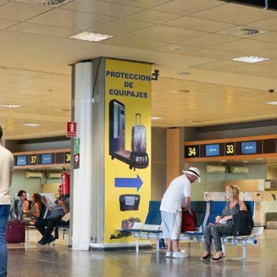 Solo los ciudadanos de un país de la UE no podrán viajar a España el domingo