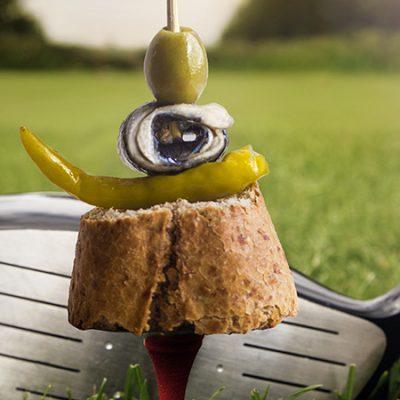 Golf y gastronomía: un plan de 10 en Euskadi