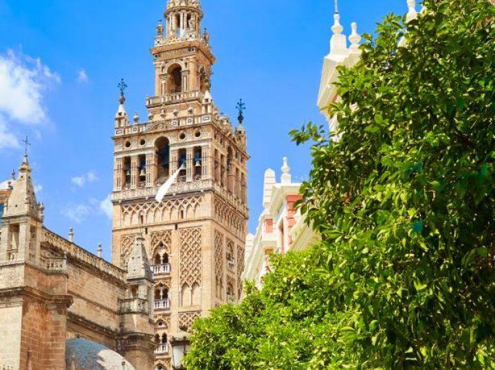 La Giralda de Sevilla, la torre que es símbolo de la ciudad