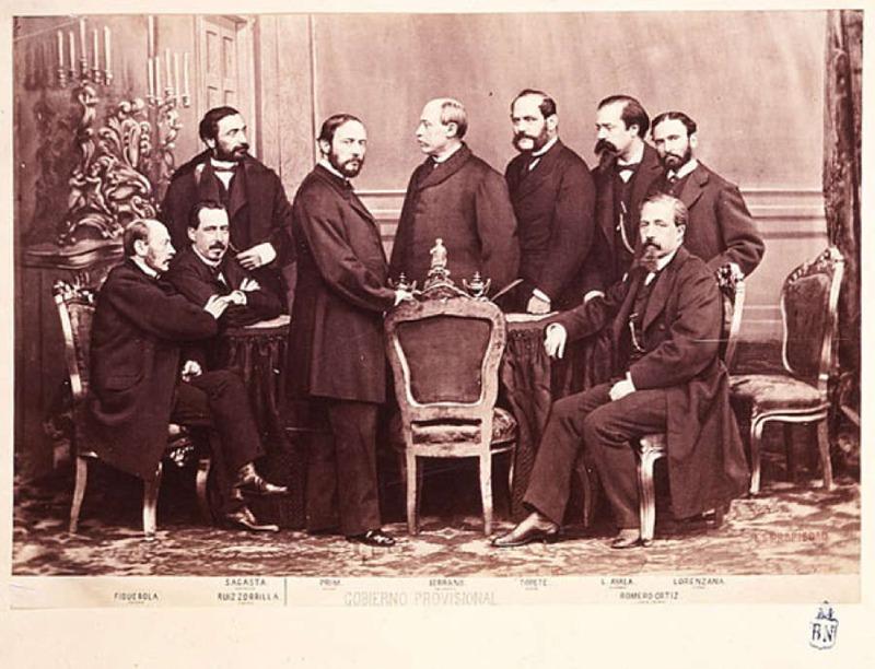 Gobierno Provisional del Sexenio Democrático