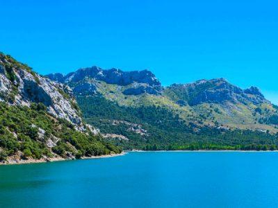 Gorg Blau, un paraíso entre las montañas de Mallorca