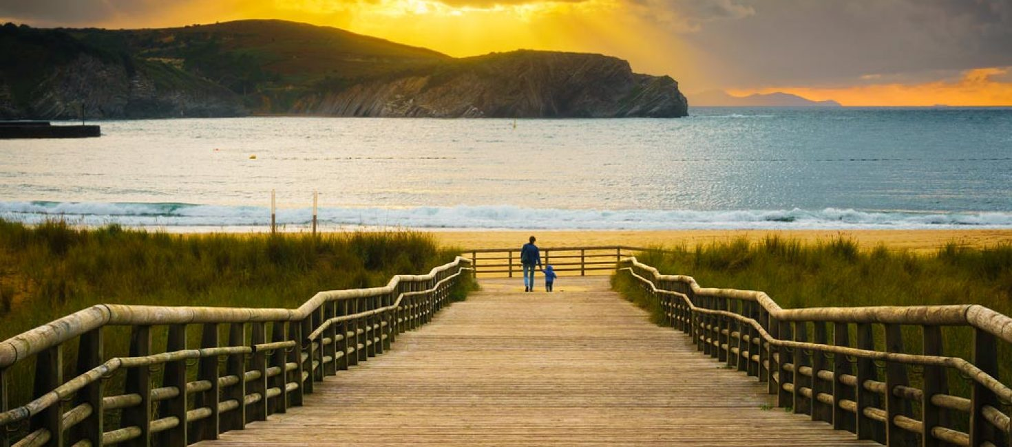 Les plages les plus irrésistibles de Biscaye