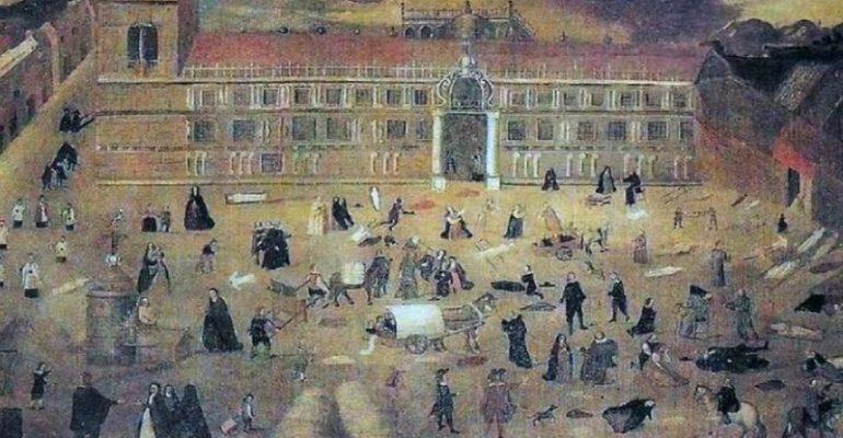 La mortífera epidemia que hizo que Sevilla dejara de ser el centro del mundo