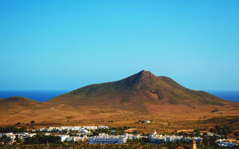 Volcán de la Granatilla, Níjar