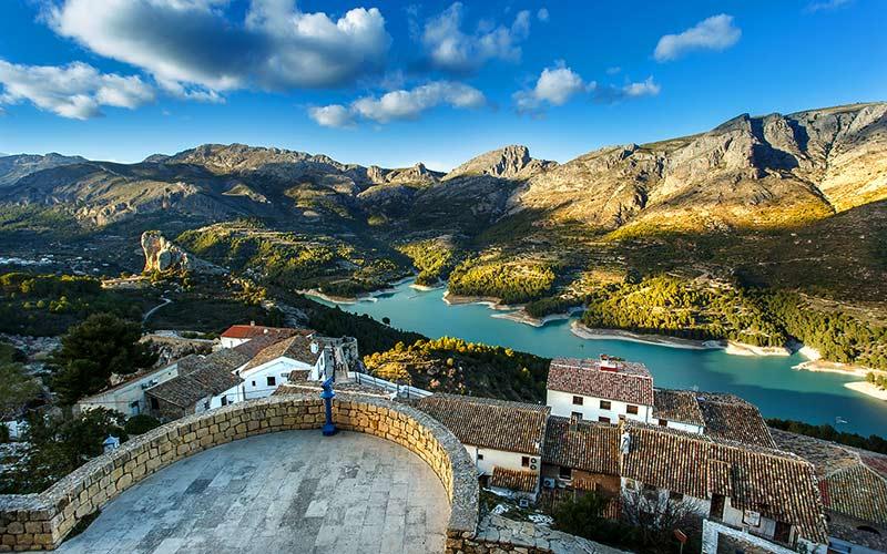 Que ver en Castillo de Guadalest