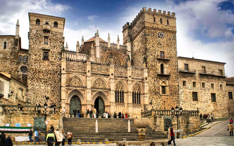 pueblos más bonitos de Extremadura