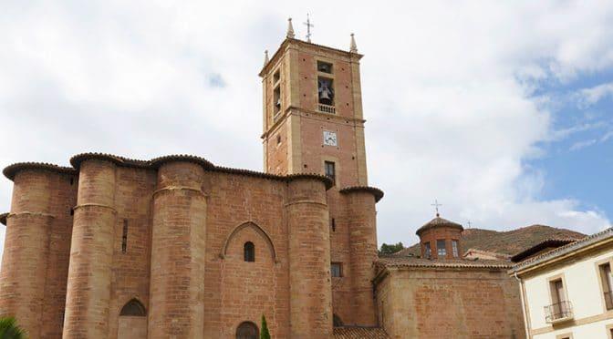Milagro y gafe de Santa María la Real