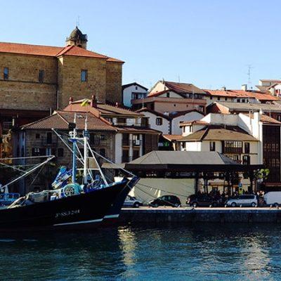 Ports de pêche cantabriques