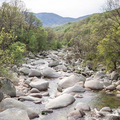 Paraísos naturales para bañarse en Extremadura