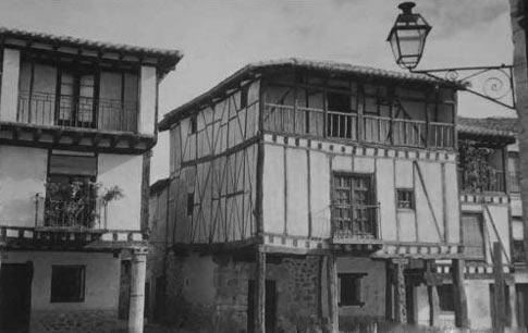 Fotografía antigua de Covarrubias