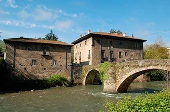 puente de zubieta y palacio de ozaeta