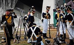 historias de agustina de zaragoza recreacion soldados