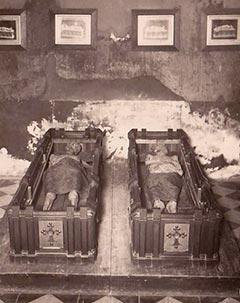 los amantes de teruel momias