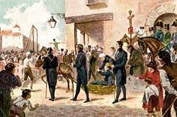 La expedición de los Coloraos de Almería