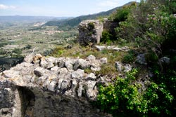 ruinas del castillo de carbonera