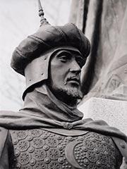 estatua de boabdil