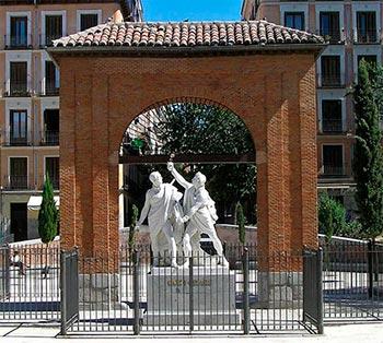 plaza de 2 de mayo