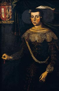 luisa de guzman reina de portugal