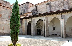 monasterio santa clara