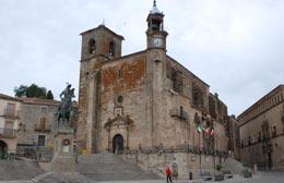 iglesia san martin trujillo