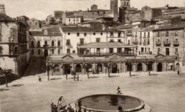 plaza mayor trujillo