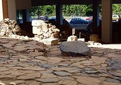 muralla romana de merida
