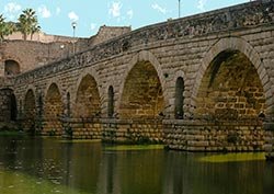 puente romano en merida