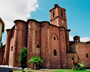 monasterio santa maria la real de najera