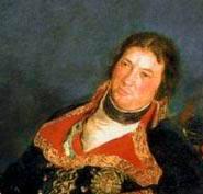 retrato manuel godoy por goya