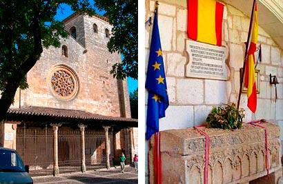 colegiata-covarrubias-y-sepulcro España fascinante