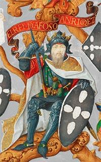 rey alfonso enriquez de portugal