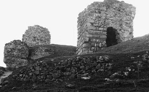 Ruinas del Castillo de Cogolludo