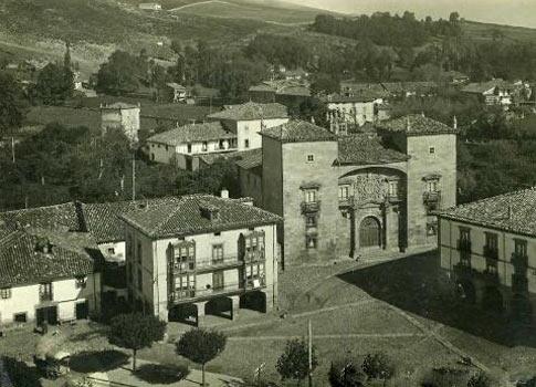 Fotografía antigua de Espinosa de los Monteros
